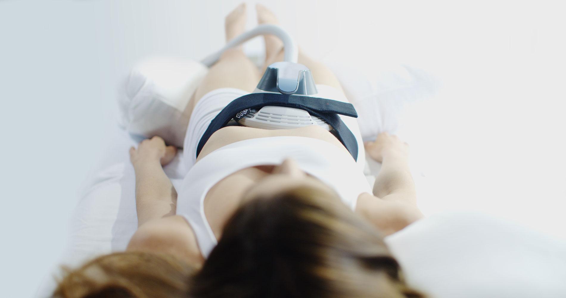 EMSculpt Behandlung